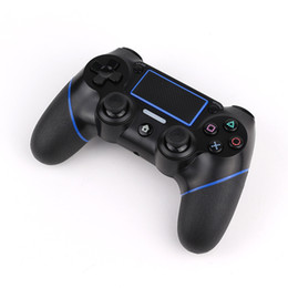 Joystick play online shopping - Bluetooth Wireless MB P901 PS4 Controller for PS4 Vibration Joystick Gamepad PS4 Game Controller for Sony Play Station With retail box