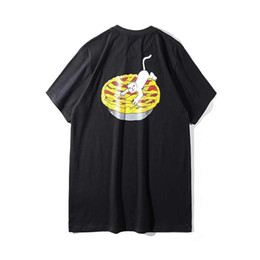 cbc6d9eb02560 New 19ss Ripndip Designer T Shirts Hip Hop Cat In Pocket Logo Mens Designer  T Shirts Fashion Brand Mens Womens Short Sleeve Tees