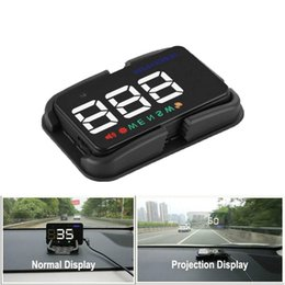 $enCountryForm.capitalKeyWord Australia - free shipping digital Over Speed Alert Car HUD GPS Speedometer Speedo Head Up Display