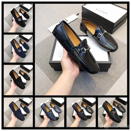 $enCountryForm.capitalKeyWord Australia - Cheap Italian Men designer Top Quality Oxfords Male Formal Shoes Flats Business Casual Shoes Wedding and prom dresses shoes Big Size 38-45