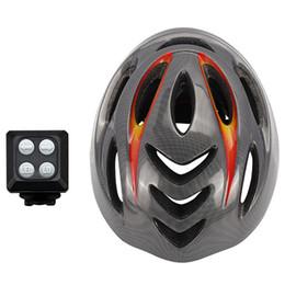 $enCountryForm.capitalKeyWord UK - BMDT-Unisex 57-62Cm Bike Helmet Cycling Light Smart Mtb Helmet Mountain Bike Accessory Usb Rechargeable Controller