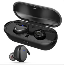 new touch cell phones 2019 - 2019 NEW STYLE TOUCH-TWS2 Bluetooth Headphone Earphone Sports Stereo IPX waterpoof Wireless Headset Headphones For Unive