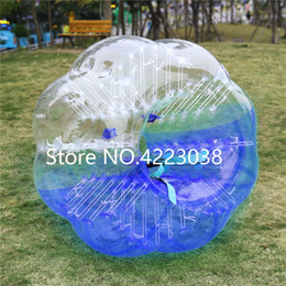 $enCountryForm.capitalKeyWord Australia - Free Shipping Top Bumper Ball Body Bubble Football Zorb Soccer Inflable Football Spiel Top 0.8mm 1.5m PVC