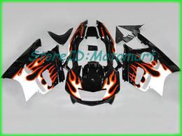 $enCountryForm.capitalKeyWord UK - Motorcycle Fairing kit for HONDA CBR600F3 97 98 CBR 600 F3 1997 1998 ABS Red silver black Fairings set+gifts HH26