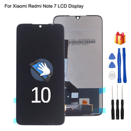 $enCountryForm.capitalKeyWord Australia - Original For Xiaomi Redmi Note 7 LCD Display Touch Screen Digitizer For Redmi Note 7 Pro Display Screen Assembly Phone Parts