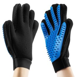 $enCountryForm.capitalKeyWord Australia - Pet Supplies Pet Silicone Glove Five Fingers Brush The Dog Rolled Cat Artifacts Hair Remoxal massage Tool