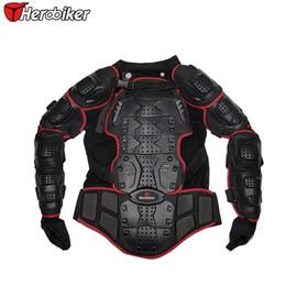 $enCountryForm.capitalKeyWord Australia - HEROBIKER Motorcycle Jacket motociclismo moto Riding Body Protection Motocross Full Body Protector Spine Chest Protective Gear #248834
