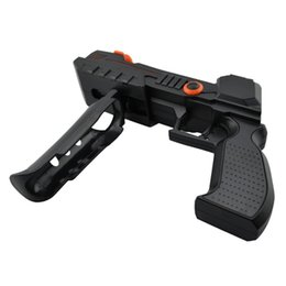 motion games Canada - 2 in 1 Exquisite Move Shooter Gun Motion Controller Attachment Nav For PS3 For PS4 VR Game Accessories