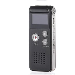 Discount player 8gb new - Digital Audio Voice Recorder Dictaphone New 4GB 8GB Mini USB Flash MP3 Player Grey Pen Drive Black recording pen