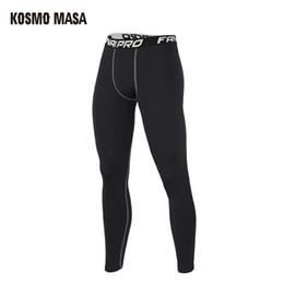 $enCountryForm.capitalKeyWord Australia - KOSMO MASA Breathable Compression Pants Tights Men Training Pants Fitness Leggings Men Gym Quick Dry Trousers Sportswear PT003