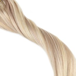 $enCountryForm.capitalKeyWord UK - Full Shine Customized Order Micro Loop Remy Human Hair Extensions Piano Color 18 613