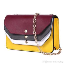 $enCountryForm.capitalKeyWord Australia - Nice New Fashion Wave Korean Version Of The Wild Messenger Bag Shoulder Bag Mixed Color Low Price For Tied