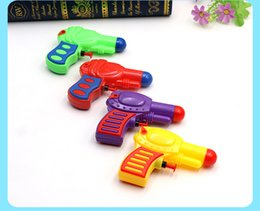 Kids Pistol Guns Australia - Summer kids water guns tools fashion beach playing toys for children cool plastic multicolor outdoor playing party toys