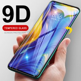 Discount oneplus one tempered screen - 9D Tempered Protective Glass For Oneplus 6T Screen Protector Glass For Oneplus 6 6T Flim Full Protection On One Plus 6