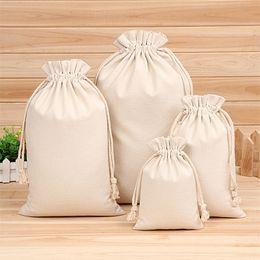 $enCountryForm.capitalKeyWord Australia - Green bag cotton for drawstring string.Hemp drawstring bag travel bag, can be customized LOGO