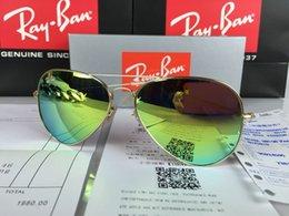 $enCountryForm.capitalKeyWord Australia - Brand Designer Polarized Men women Sunglasses Semi-Rimless frame Driving glasses Polarizing Lenses with free brown Case and accessories