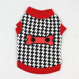 $enCountryForm.capitalKeyWord Australia - Christmas Dog clothe Pet Cat Vest t Summer Apparel Cartoon Cotton Clothing t shirt Jumpsuit Outfit pet supply DHL Free