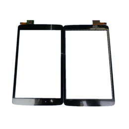 lg g pad screen NZ - For LG G Pad V490 V480 Touch Screen Glass Digitizer Panel Front Glass Lens Sensor + Tools