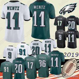 86 shirt online shopping - Philadelphia Jersey Eagle Wentz Ertz Cox Dawkins Foles Jenkins Jeffery Mills Goedert T shirt