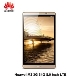 huawei m2 tablet 2019 - 8 inch Huawei Mediapad M2 2.0GHz Octa Core 3G Ram 32G   64G Rom LTE   wifi 4800mAh IPS Kirin 930 8.0MP tablet PC huawei