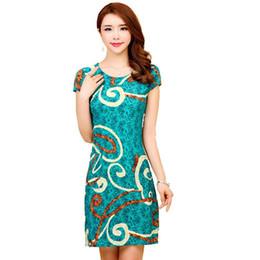 8f3866ceedd6 Новая мода женщин платье тонкая туника молочного шелка с цветочным принтом  повседневная плюс размер сексуальные платья Bodycon Vestidos Mujer