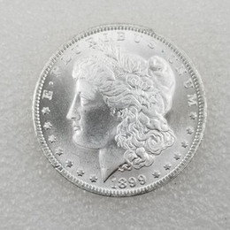 Free Coin Pricing Australia - US Coins morgan dollar 1899-s Promotion Cheap Factory Price nice home Accessories Silver Coins 10 pcs Free shipping