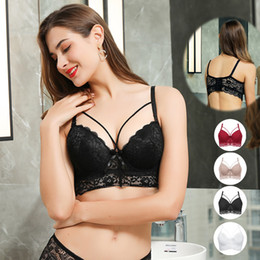 70ae472c2bf 95C Plus Size Push Up Adjust Type Bra Five Row Deduct Vice- Breast Lace  Sexy Underwear Underwire Fashion Lingerie