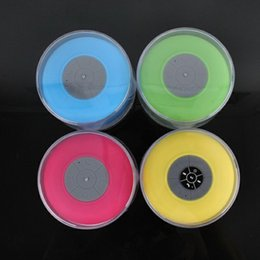 price player speaker NZ - Online Wholesale price IPX4 waterproof sucker shower bluetooth speaker portable mobile phone wireless mini speaker as promotion gift
