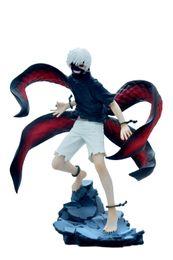$enCountryForm.capitalKeyWord Australia - NEW hot ! 23cm Kaneki Ken Tokyo Ghoul 2 generation of dark Jin Muyan pvc action figure toys Christmas gift