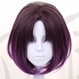 $enCountryForm.capitalKeyWord Australia - Miss Kobayashi's Dragon Maid Elma Eruma Heat Resistent Cosplay Hair Wig + Track