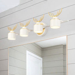 $enCountryForm.capitalKeyWord NZ - Modern Cosmetic Mirror lamp 6W 9W 12W LED European makeup Light Vanity light Bathroom Wall lights white Cabinet miroir coiffeuse