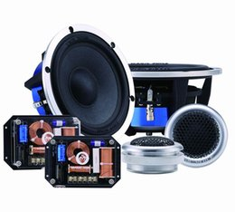 speaker 6.5 inch NZ - Magic Voice New Come Car Speaker Component 6.5 Inch 200W Hi-Fi Frequency Car Audio Speaker