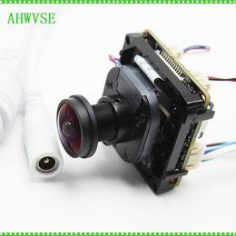 Free ip online shopping - HD P Xmeye MP IP Camera Module with Fish eye Lens mm Degree