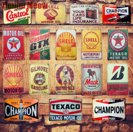 Discount metal shopping - Ice Cold Drinks Decoration Coke Cola Metal Tin Signs Classic Poster Vintage Plaque Pub Bar Club Cafe Shop Home Wall Deco