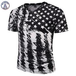 $enCountryForm.capitalKeyWord UK - Mr.1991inc New Fashion Brand Tshirt Men women V-neck 3d T-shirt Print Skulls Roses Flowers Usa Flag T Shirt Summer Tops Tees Y19050803