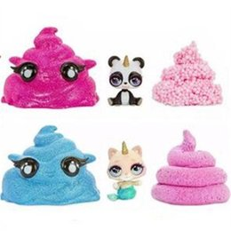 $enCountryForm.capitalKeyWord UK - Kids Poopsie Slime Shit Shape Reduce Pressure Toys Unicorn Cutie Tooties Knead Toy Animals Dolls Monsters New Arrival 8dw O1
