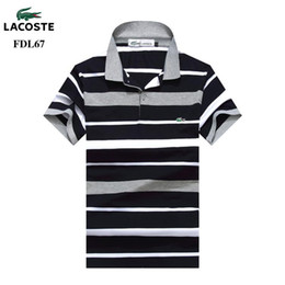 Tshirt Polos Australia - CHEAP Luxury Mens Polo Shirts Men Cotton Designer Brand Men's T-Shirts Vintage Crew Neck Men Polos Shirts Short Sleeve tshirt M-XXXL