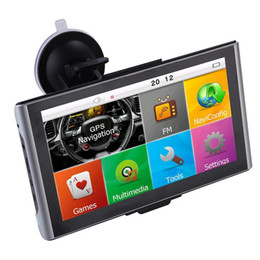 "Sat Nav For Cars Australia - 7"" 8G GPS Navigation Lorry HGV Sat Nav FM With 2018 Newest Maps For Car Best"