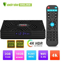 $enCountryForm.capitalKeyWord Australia - M9S W6 Smart TV Box Android 7.1 Streaming Media Player Amlogic S905W Quad Core 2GB 16GB 2.4G Wifi Mini PC 4K Miracast DLNA Media Player