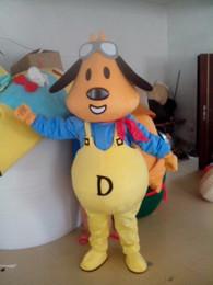 $enCountryForm.capitalKeyWord NZ - Adult Big Head Scooby Doo Animal Mascot Dog Fancy Dress Puppy Costume New