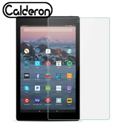 tablet kindle hd 2019 - Tempered Glass For Amazon Fire HD 10 2017 Tablet PC Protector Kindle Fire HD7 2017 HD8 HDX7 Paperwhite 1 2 3 2012 2013 2