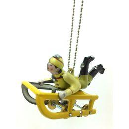 $enCountryForm.capitalKeyWord Australia - [Best] Adult Collection Retro toy Metal Tin Christmas sledding adornment Mechanical toy Clockwork toy figures model kids gift