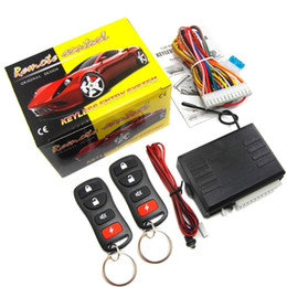 Car Remote Device Australia - M616-8170 Car Remote Control Central Lock Alarm Device With Motor System Hot