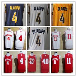 $enCountryForm.capitalKeyWord Australia - Mens College Basketball Jersey University 4 Isiah Thomas 11 Victor Oladipo 40 Cody Zeller Shirts Retro Stitched Jersey