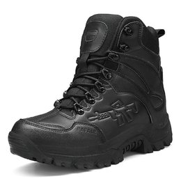 $enCountryForm.capitalKeyWord Canada - Desert Military Tactical Boots Men Army Outdoor Hiking Boot Winter Men Fashion Casual Shoes Comfortable Ankle Snow Boots