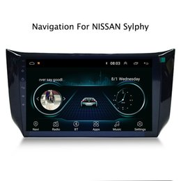 $enCountryForm.capitalKeyWord Australia - 10.1inch Android 8.1 Car GPS Navigation Multimedia Radio Stereo for Nissan Sylphy 2016 2017 2018