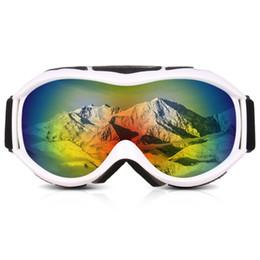 $enCountryForm.capitalKeyWord Australia - UV Protection Skiing Snowboard Goggles Men Women Double Lens Anti-fog Skiing Eyewear OGT Adult Goggles Snow Glasses