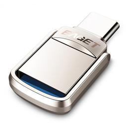 EAGET Typ C USB-Stick 16 GB USB-Stick 32 GB 64 GB 128 GB USB Stick Stick für Huawei für Telefon-Laptops