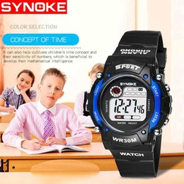 Hot Kids Watch Boys Life Impermeabile Digital LED Sports Watch Bambini Alarm Date Regalo reloj digital hombre Reloj Deport XC