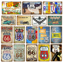 $enCountryForm.capitalKeyWord UK - 66 Route Group License Plate Metal Plate Car Number Tin Signs Bar Pub Cafe Home Decor MOTO Metal Sign Garage Painting Plaques Signs